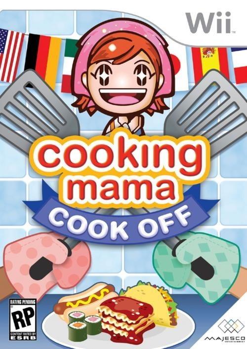Jaquettes cooking mama - Jeu de cuisine cooking mama ...