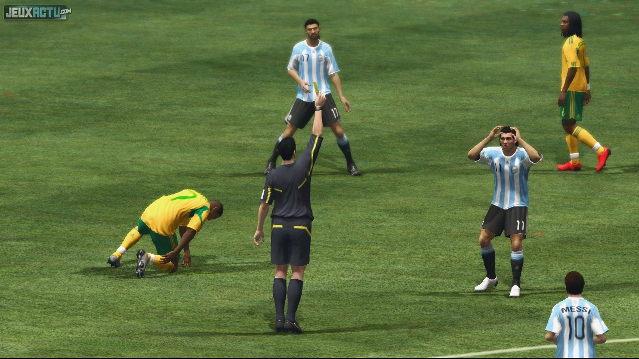 Test coupe du monde de la fifa afrique du sud 2010 - Coupe du monde 2010 france ...