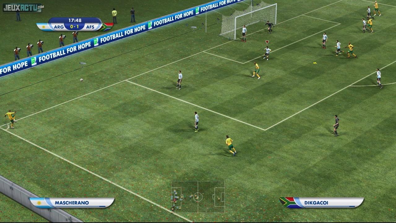 Images coupe du monde de la fifa afrique du sud 2010 - Coupe du monde foot afrique du sud ...