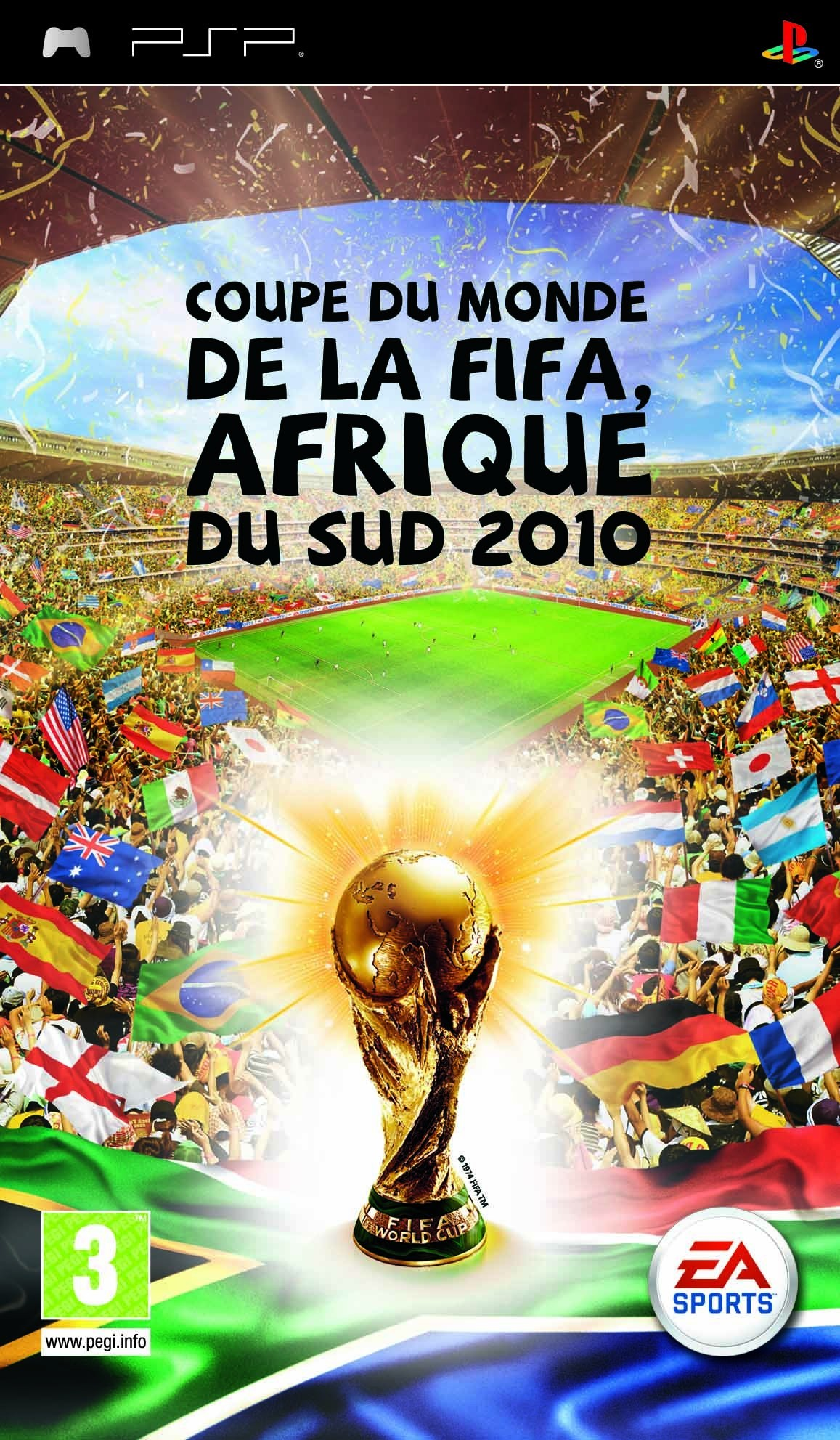 Coupe du monde de la fifa afrique du sud 2010 annonc en images - Coupe du monde foot afrique du sud ...