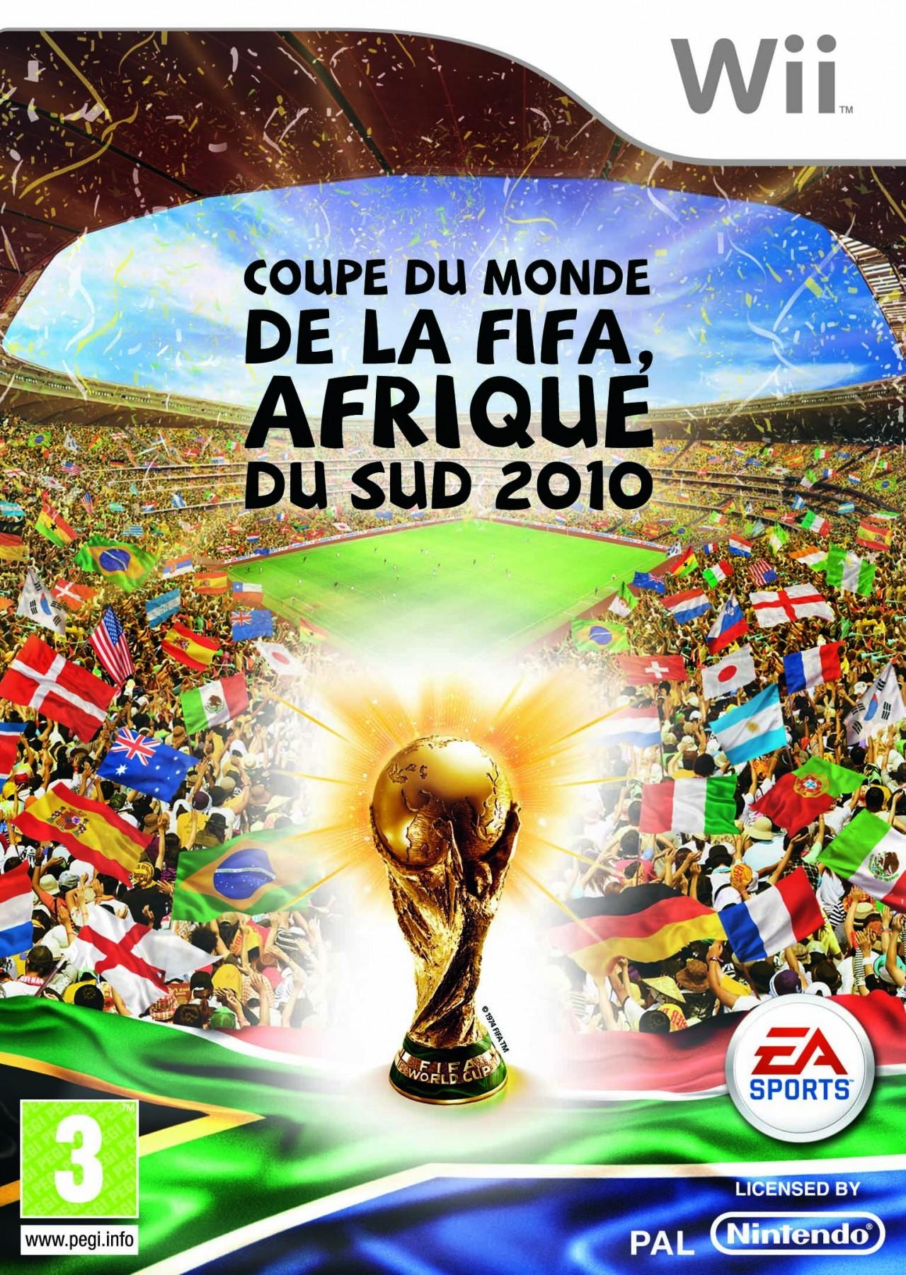 Fifa afrique du sud 2010 video tutorial - Coupe du monde 2010 lieu ...