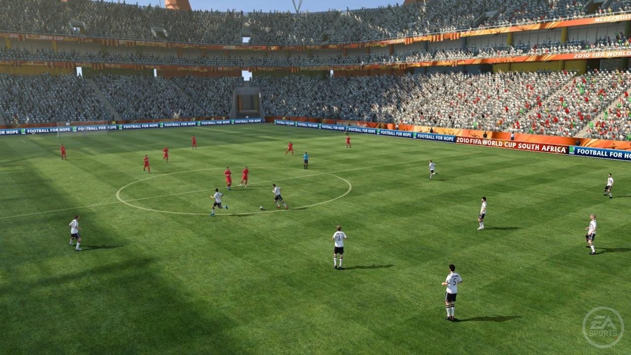 Coupe du monde de la fifa afrique du sud 2010 en images - Coupe du monde fifa 2010 ...