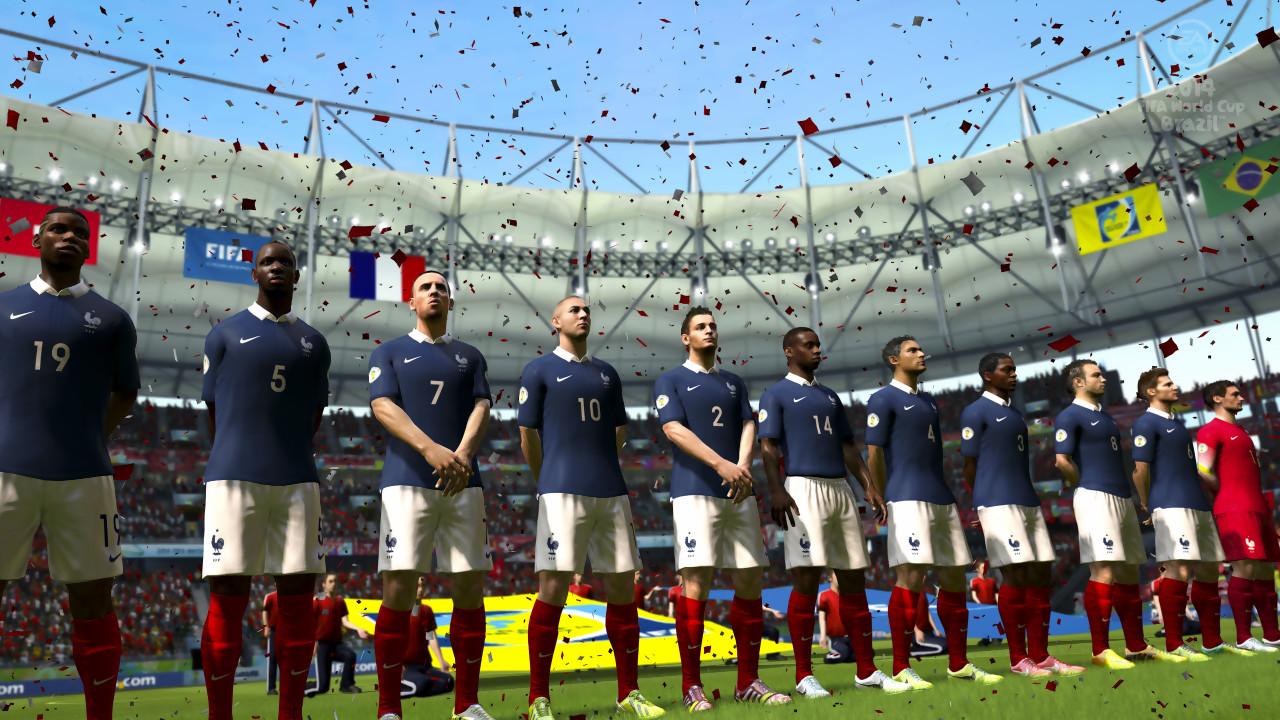 Coupe du monde fifa br sil 2014 fifa 14 pour les nuls - Coupe du monde 2014 au bresil ...