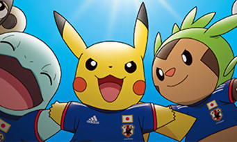 Coup du monde br sil 2014 pikachu choisi comme mascotte - La mascotte de la coupe du monde 2014 ...