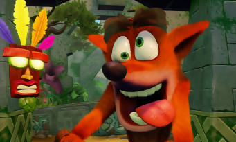 Crash Bandicoot N. Sane Trilogy : la version Switch cartonne au Royaume-Uni