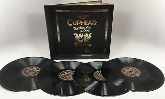 Cuphead : découvrez le coffret collector pour la B.O. du jeu