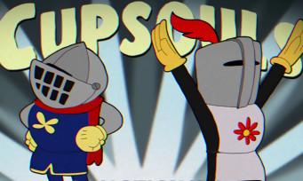 Cupsouls : une parodie géniale de Cuphead dans le monde de Dark Souls
