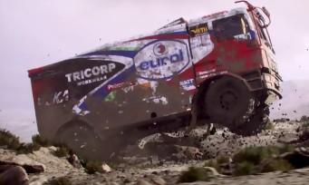 DAKAR 18 : un nouveau trailer rempli de sable