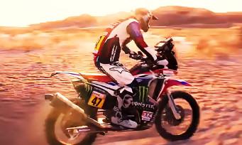Dakar 18 : un trailer bien sableux pour la jeu adapté de la célèbre compétition