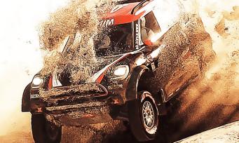 DAKAR 18 : un trailer de lancement ensablé qui trace à travers le désert
