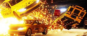 Danger Zone : la suite spirituelle de Burnout arrive sur PC et PS4 !