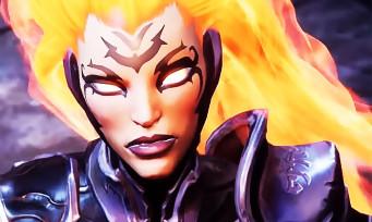 Darksiders 3 : une énorme cinématique où Fury gagne un pouvoir, ça promet !