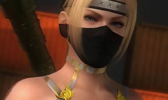 Dead or Alive 5 Last Round : trailer pour le DLC ninja