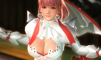 Dead or Alive 5 : trailer des costumes Guilty Gear et Blazblue