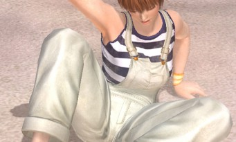 Test Dead or Alive 5 Plus sur PS Vita