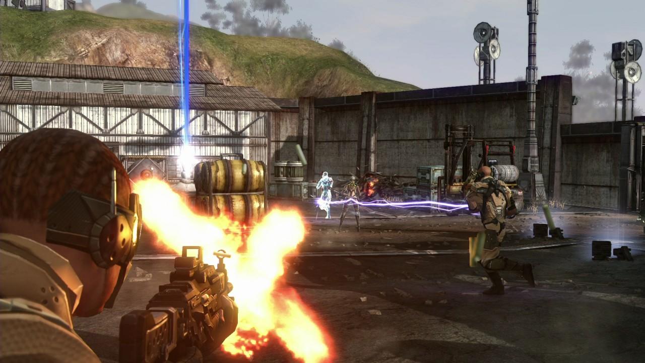jeu virtuel zombie