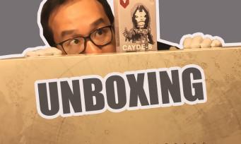 Destiny 2 : unboxing de l'édition Prestige à 250€ + le press kit collector