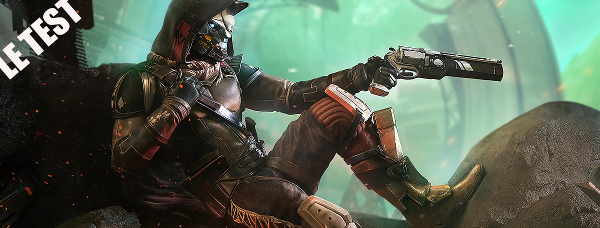 Test Destiny 2 sur PC : la meilleure version du jeu ?