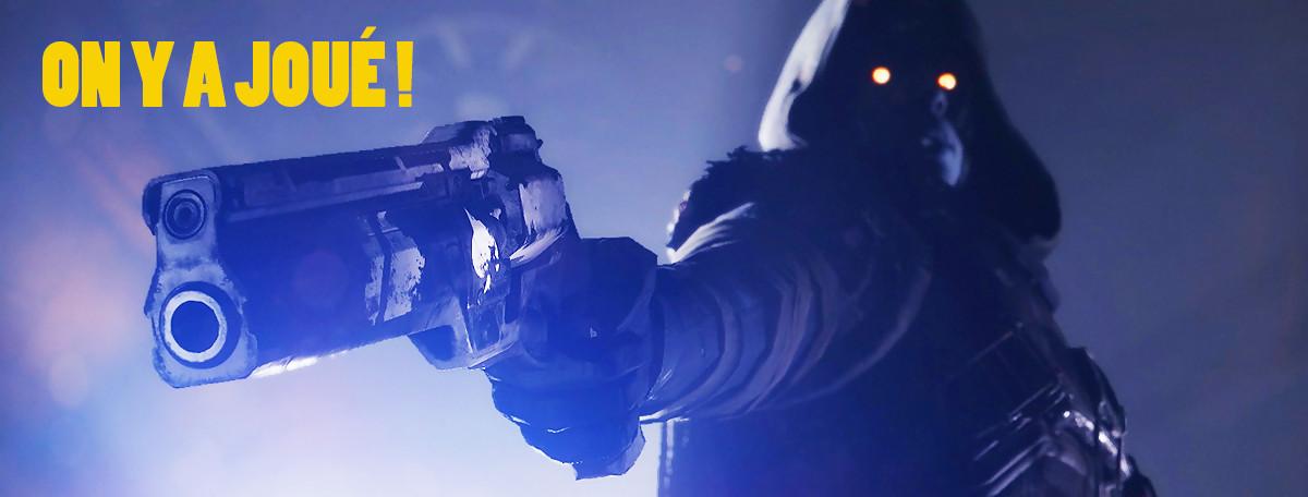 Destiny 2 Renégats : on a joué à la plus grosse extension, du renouveau ?