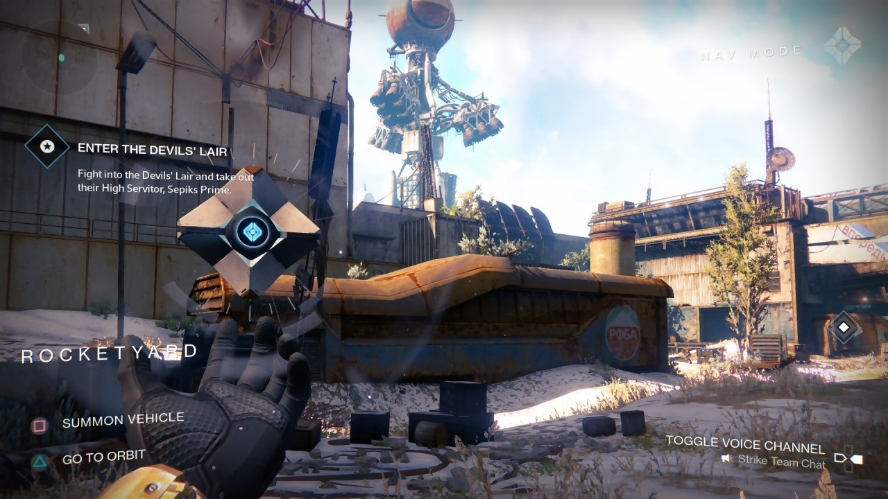 Destiny matchmaking chat-in-Clyde