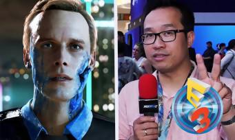 Detroit Become Human : nos impressions vidéos depuis l'E3 2016