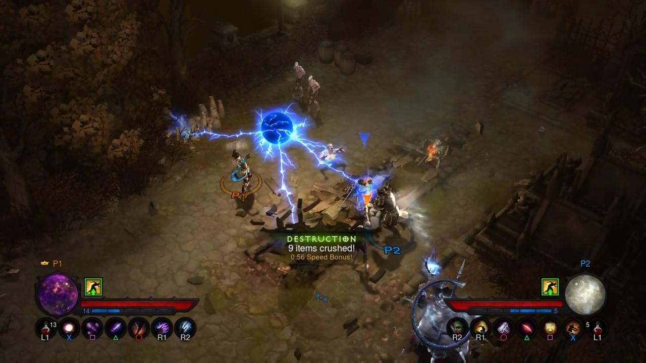 Test Diablo 3 Ultimate Evil Edition : meilleur que sur PC ?