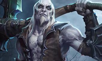Diablo 3 : trailer du Nécromancien