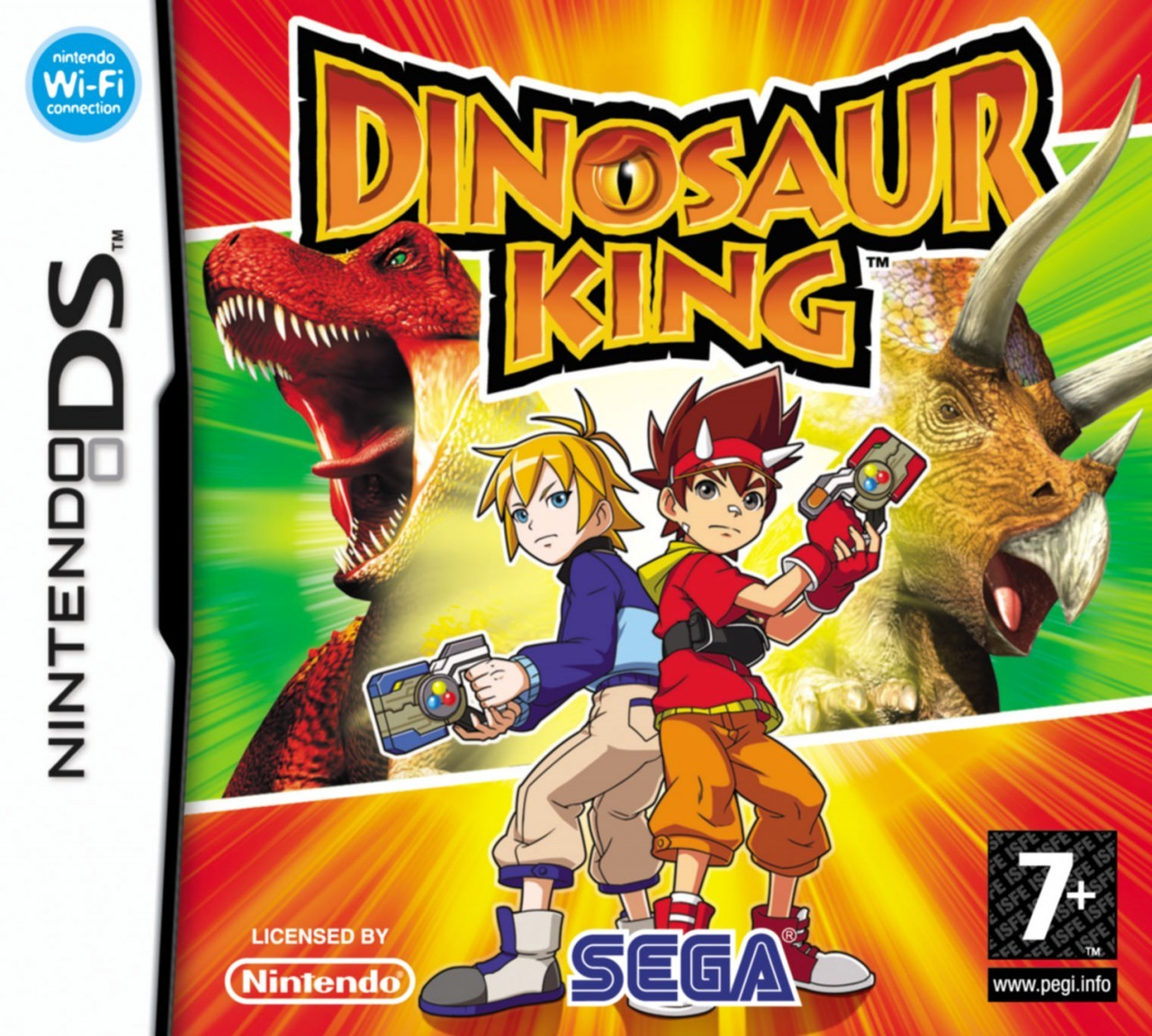 Dinosaur king en quelques captures - Dinosaure king ...
