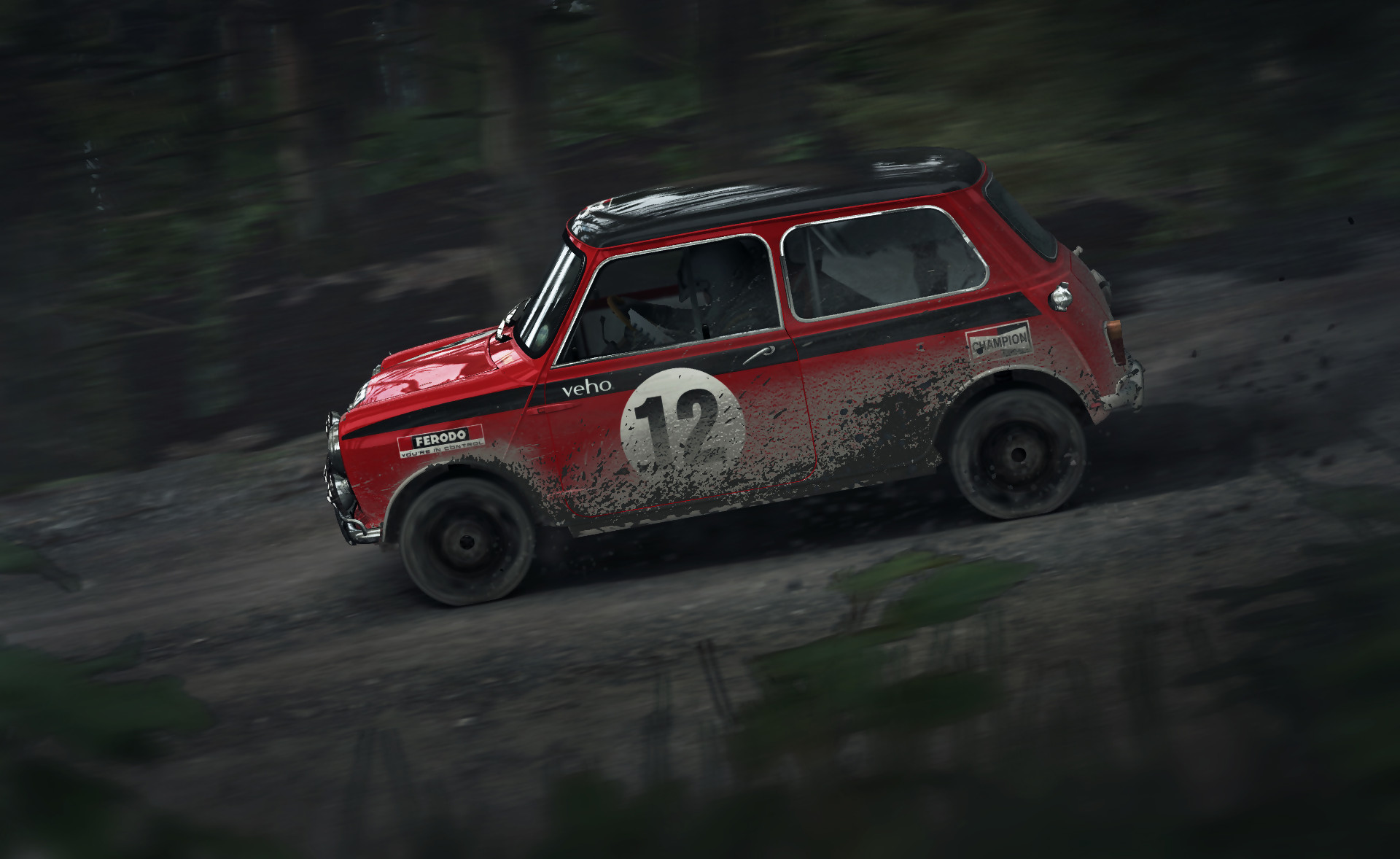 dirt rally. Black Bedroom Furniture Sets. Home Design Ideas