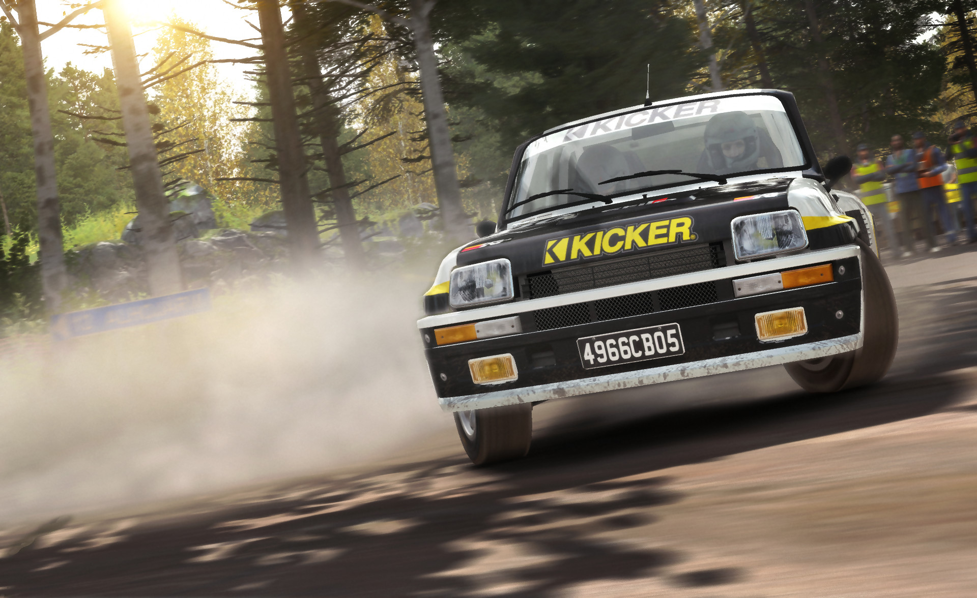 dirt rally un nouveau trailer d couvrir. Black Bedroom Furniture Sets. Home Design Ideas
