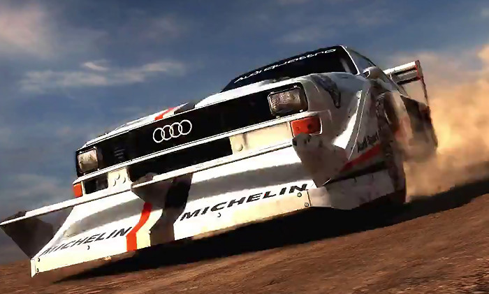 dirt rally trailer de lancement du mode vr sur ps4. Black Bedroom Furniture Sets. Home Design Ideas