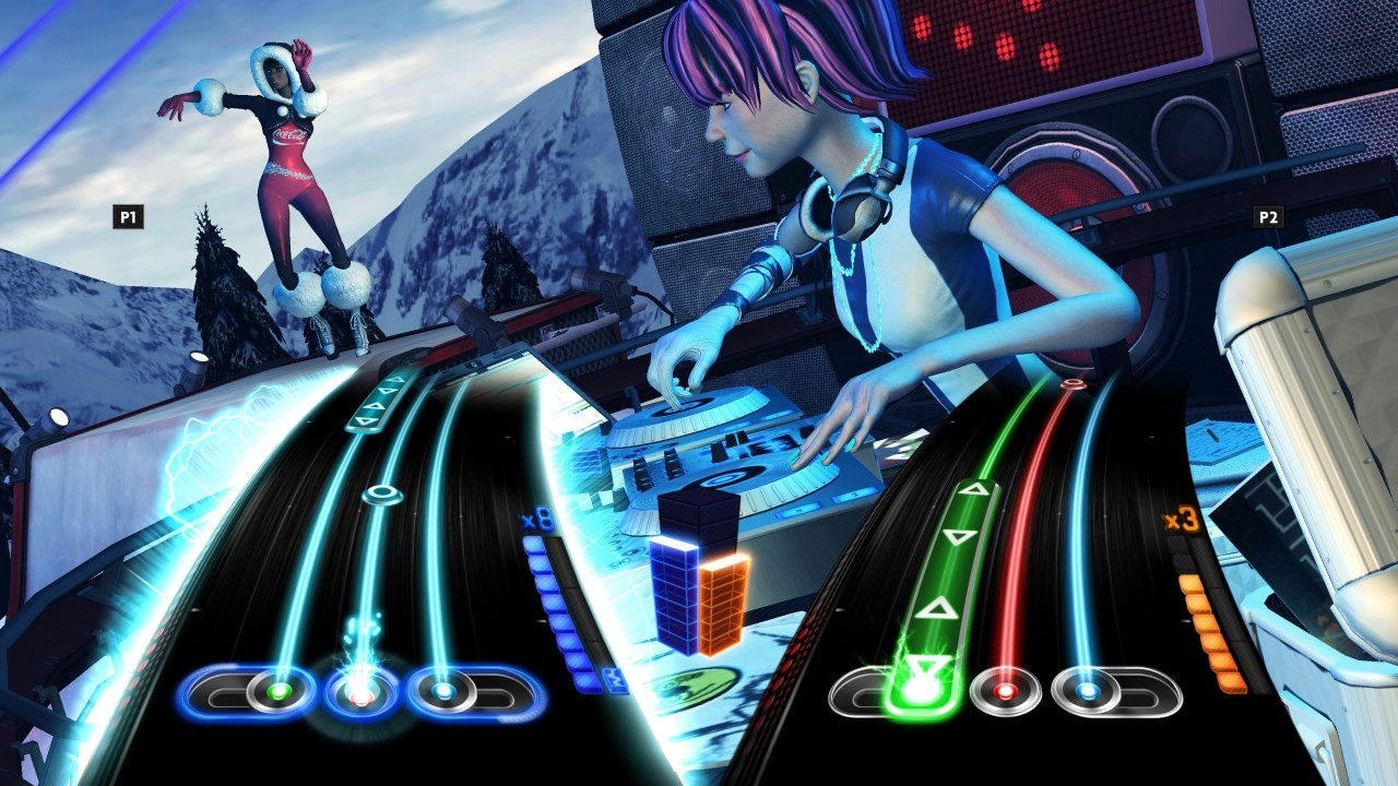 essayer dj hero 2 The follow up to the award-winning #1 new videogame ip of 2009, dj hero® 2  will transform living rooms into nightclubs all over again with an.