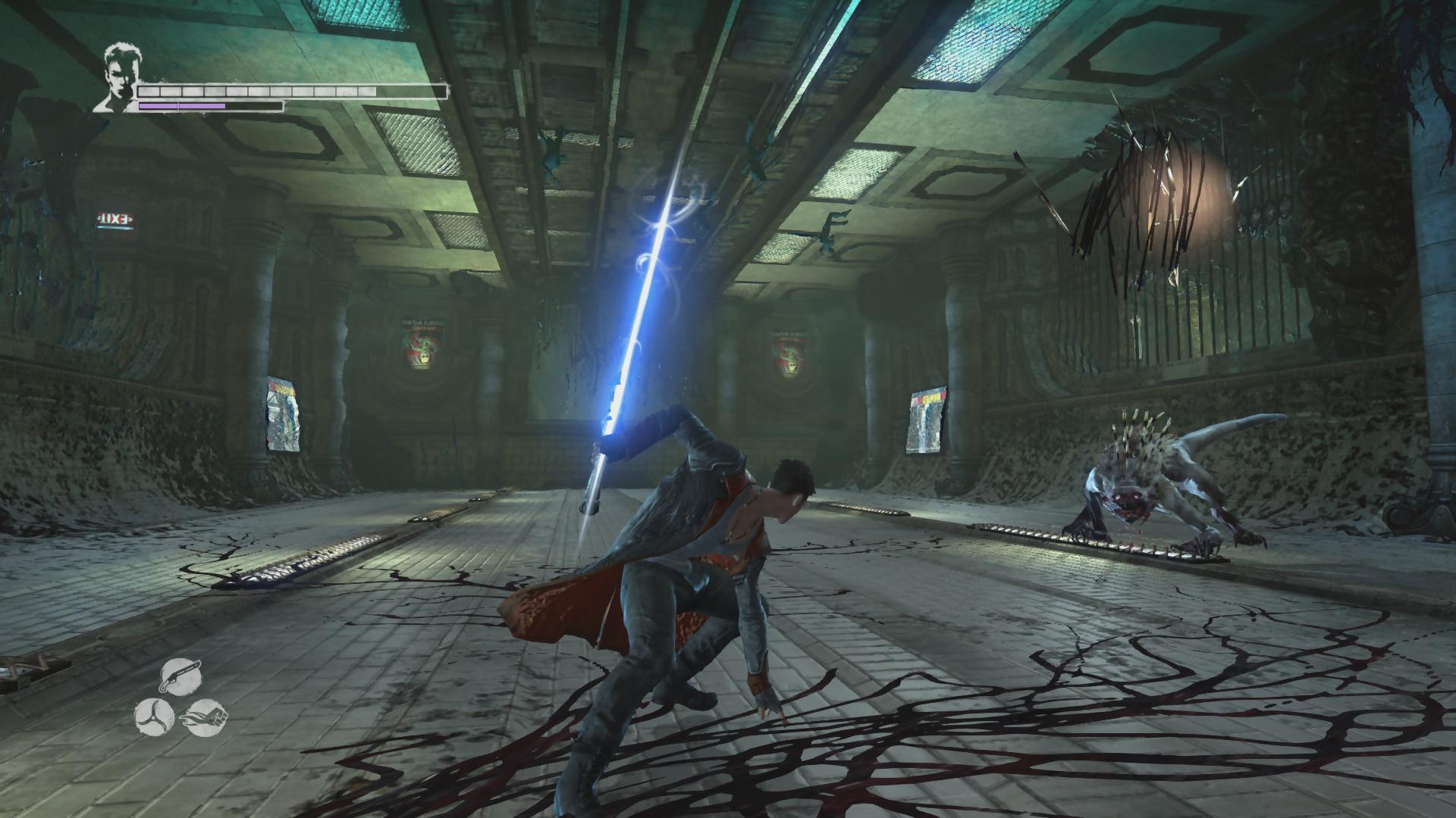 Test DmC Definitive Edition sur PS4 et Xbox One sur PC