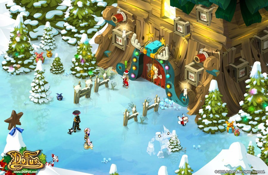 Images dofus 2 0 for Dofus le jeu