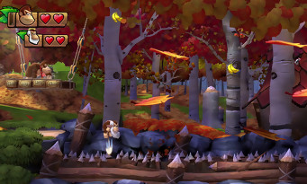 Test Donkey Kong Country Tropical Freeze : la HD qui met la banane