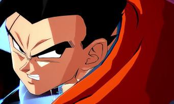 Dragon Ball FighterZ : trailer de gameplay de Gohan adulte