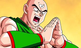 Dragon Ball FighterZ : toutes les attaques de Tenshinhan en vidéo