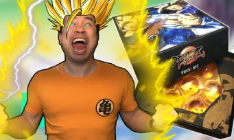 Dragon Ball FighterZ : unboxing du collector avec les 7 boules de cristal