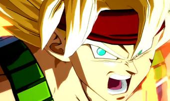 Dragon Ball FighterZ : toutes les attaques de Bardock en vidéo