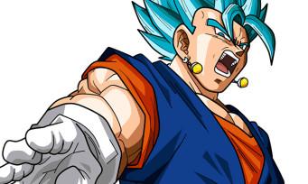 Dragon Ball FighterZ : trailer de gameplay de Vegito Blue