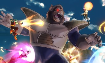 Dragon Ball Xenoverse 2 : trailer du mode multi à 6