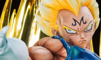 Dragon Ball Z : Tsume sort une figurine Majin Vegeta ultra détaillée !