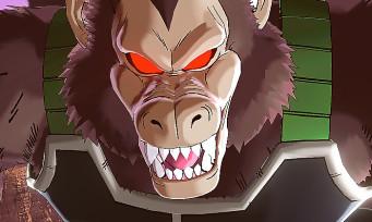 Dragon Ball Xenoverse 2 : un nouveau trailer avec un singe Nappa enragé