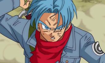 Dragon Ball Xenoverse 2 : trailer de gameplay Trunks VS Black Goku