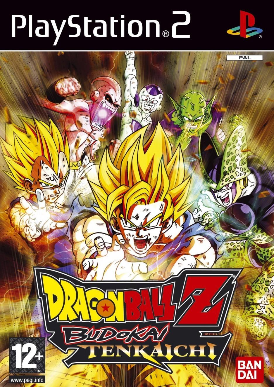 Test dbz budokai tenkaichi - Dragon ball z 4 ...