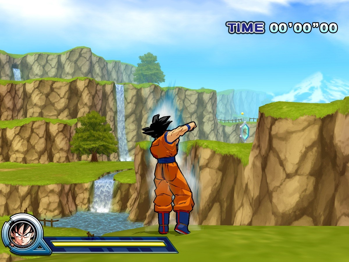 Dbz infinite world encore des screens - Jeux info dragon ball z ...