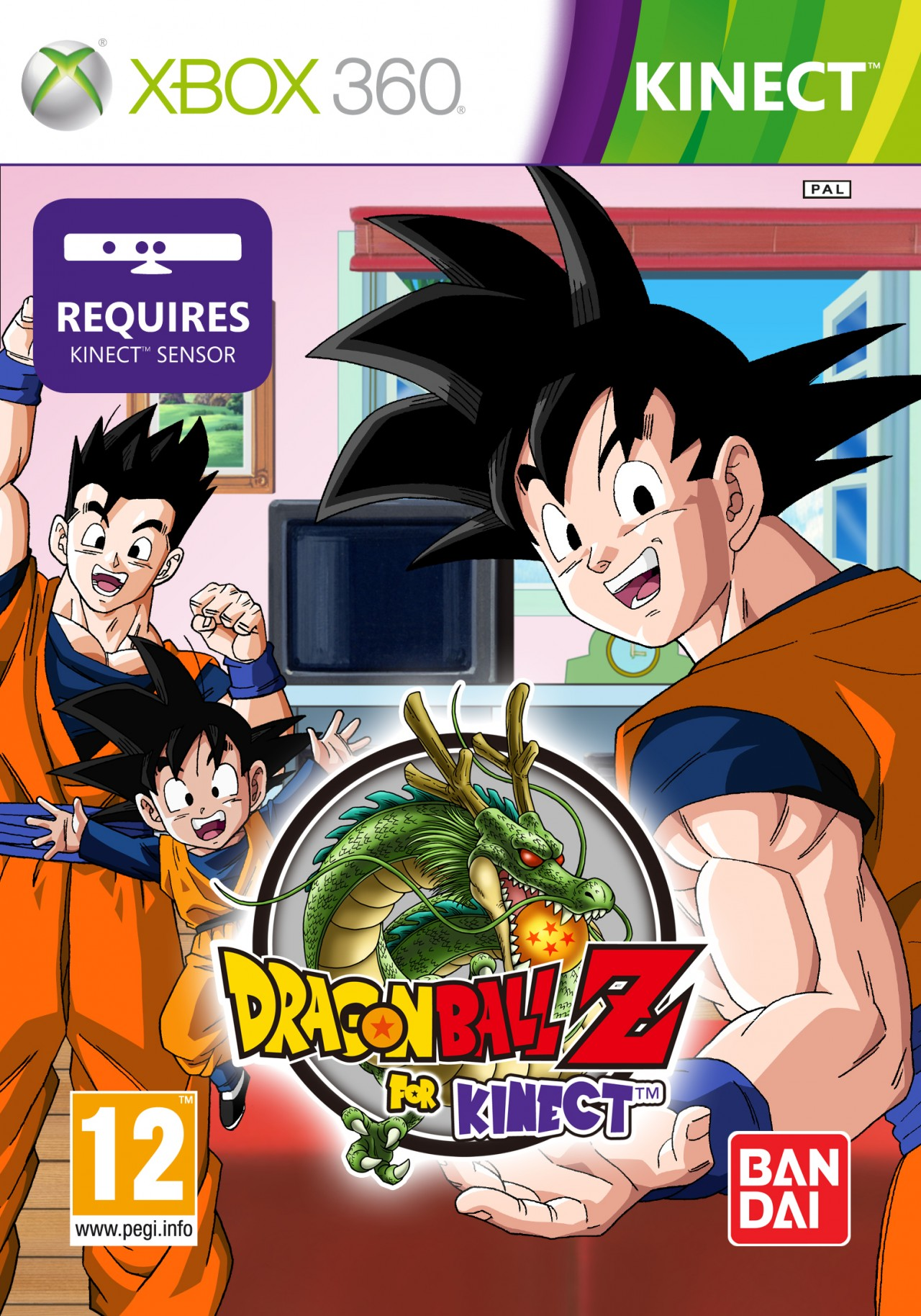 Carte dbz kinect - Jeux info dragon ball z ...