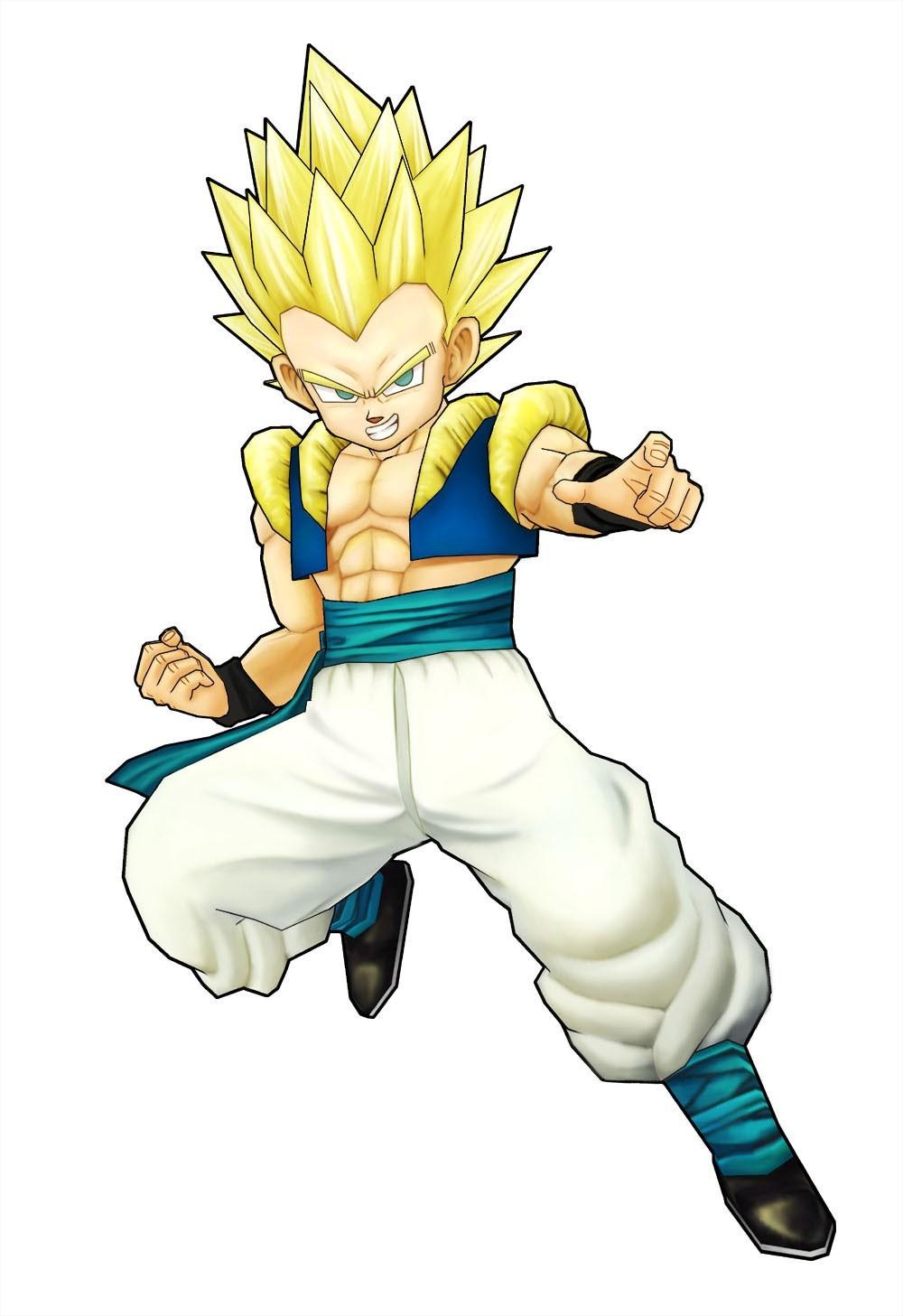 Les personnages de dragon ball z tenkaichi tag team - Image de dragon ball z ...