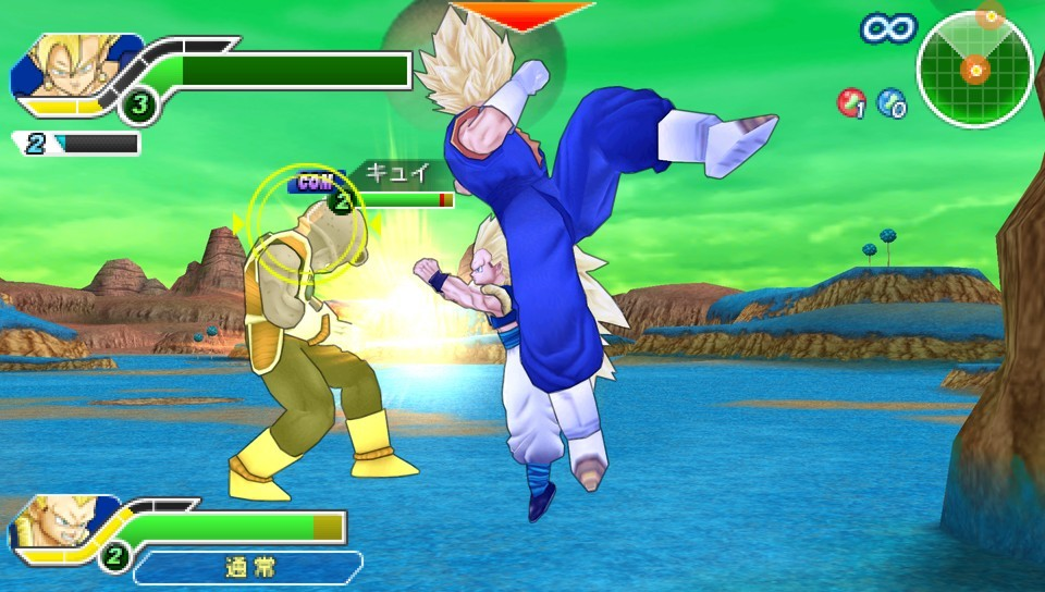 Test dbz tenkaichi tag team - Jeux info dragon ball z ...