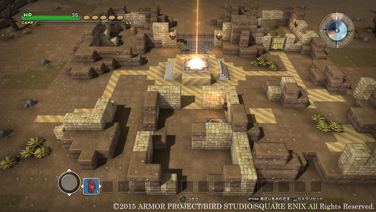 Ville Dragon Quest Builder